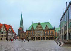 Bremen -- Rathaus - null