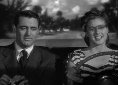 Notorious 1946, Alfred Hitchcock,  Cary Grant