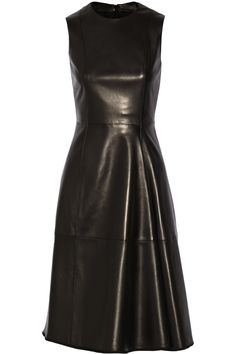 The Row|Ottamae leather dress