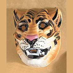 Masque de Tigre #masquesdéguisements #accessoiresdéguisements #accessoiresphotocall
