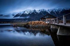 Jacks Point, Queenstown, New Zealand. Photo Credit | @mitcheastwood.landscapes…