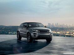 2012 Land Rover Range Rover Evoque Special Edition with Victoria Beckham