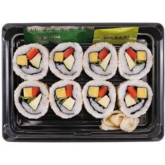 Wholesale retail fresh Japanese sushi boxes bento packs wraps |... ❤ liked on Polyvore featuring food, fillers, fillers - black, phrase, quotes, saying and text