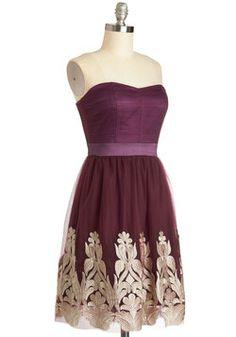 Nom de Plum Dress, #ModCloth