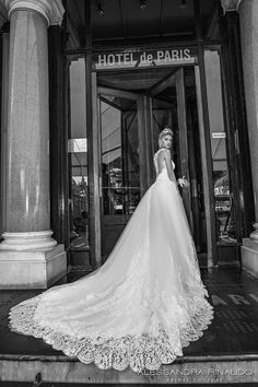 alessandra rinaudo 2017 bridal cap sleeves lace strap sweetheart neckline heavily embellished bodice princess ball gown wedding dress lace back royal long train (bonny) mv bv -- Alessandra Rinaudo 2017 Wedding Dresses