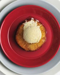 Pineapple Foster  - Quick Desserts from Food & Wine