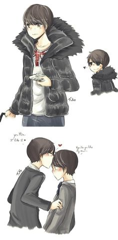 Kyumin: My new hair by Fuko-chan.deviantart.com on @deviantART