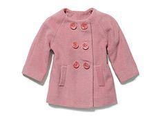 Kids Baby Girl Dress Coat - Joe Fresh $29.00