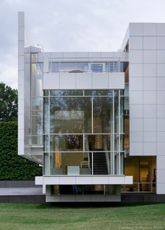 Rachofsky House / Richard Meier