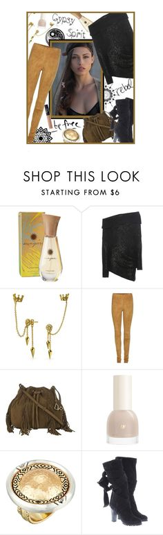 """""""Gypsy Spirit"""" by cupcakecouturegirls ❤ liked on Polyvore featuring maurices, Calvin Klein Collection, Bling Jewelry, STOULS, Diane Von Furstenberg, House of Harlow 1960, Chloé and NARS Cosmetics"""
