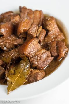 This basic pork adobo recipe shows my own way of cooking pork adobo. It depicts how I make this dish using core ingredients. Fun Cooking, Cooking Recipes, Vegetarian Recipes, Cooking Kale, Cooking Artichokes, Cooking Corn, Cooking Pasta, Cooking Pumpkin, Cooking Salmon