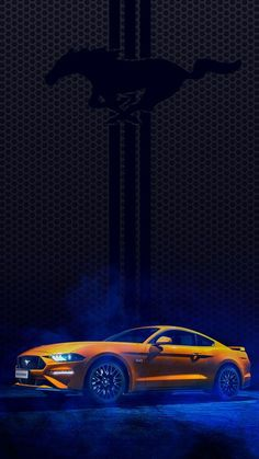 Learn everything you need to know about the new and improved New Ford Mustang GT & New Ford Mustang EcoBoost. Also, view our special offers available on the old Mustang. Ford Mustang Gt, Neuer Ford Mustang, Mustang 2018, Ford Mustang Wallpaper, Mustang Cars, Ford Motor Company, Car Iphone Wallpaper, Car Wallpapers, Wallpaper Carros