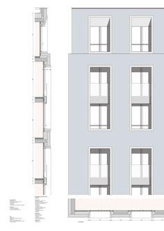 Fassade Soziales Wohnen Gartenseite, © be bausmchlager eberle
