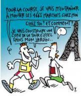 FRANCE : Course au sommet
