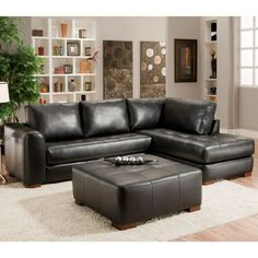 Chelsea Home Madison 2 Piece Sectional Sofa - CHEL1691