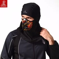Mountainpeak Winter Riding Motorcycle Headgear for Full Face Mask Mask and Windproof Warm Scarf Equipment