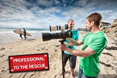 Surf Photography: tips for shooting watersports like a seasoned professional