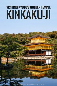 Kinkaku-Ji is maybe the most famous temple in Japan. It is covered completly in gold and is one of the main highlights in Kyoto. Click for more.
