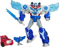 Transformers Трансформер Заряженый Оптимус Прайм