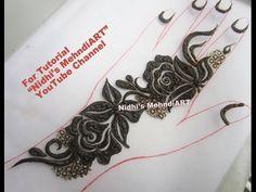 105 Best Mehndi Designs Video Images Mehndi Designs For Hands