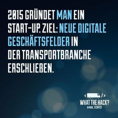 Digitale Innovationen von übermorgen schon jetzt in der Automobilbranche nutzen? MAN kann!  #MAN_Techfest #informatik #digitalsolutions #webdev #javascript #telematik #bigdata #computersience #wirtschaftsinformatik #hftl #java #datasolutions