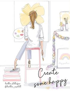 A boutique dedicated to period fashion for all occasions. Girly Quotes, Cute Quotes, Happy Quotes, Hello Weekend, Art Deco Posters, Collage, Cute Illustration, Beautiful Artwork, A Boutique