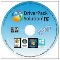 Driverpack Solution 15 ISO (2015) Free Download