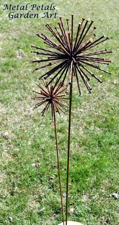 Utterly Beautiful Rusted Metal Art Works (28)