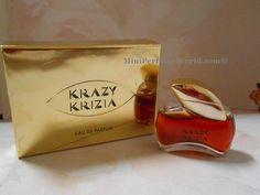 krizia krazy miniature de parfum - Recherche Google