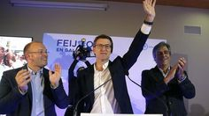 Los comicios de Galicia y el País Vasco refuerzan a Rajoy y castigan al PSOE - Clarín.com