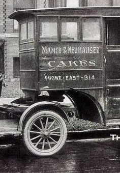 The Mamer & Neuhauser Cakes, Model T Ford Semi | The Old Motor
