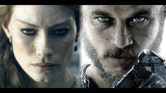 Aslaug & Ragnar Lothbrok   Unloved forgive me   Vikings
