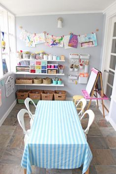 Fab Ideas for Organizing Playrooms & Kid's Spaces - kids room decor - kids space interior - kids nooks - kids room decorations - fun kids rooms - cool kids rooms - children's rooms - kid space decor - fun kids spaces - cool kid spaces - kids room - kids space