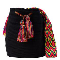 Risultati immagini per bolsos wayuu Trendy Accessories, Crochet Accessories, Tapestry Crochet, Knit Crochet, Crochet Messenger Bag, Sweet Bags, Art Bag, Handmade Handbags, Sewing Toys