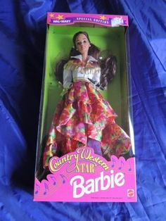Country Western Star Barbie - Boxed - WalMart Exclusive