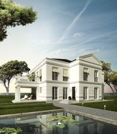 An internationally trendsetting ensemble is in development in a unique beach location in the western part of the Kühlungsborn seaside resort. A total of 28 luxury villas will be built on spacious properties 1,700 to 2,300 sm in size with 150 to 350 sm of living space. Depending on your individual wishes, you will receive a turnkey semi-detached house! At about 153 m² you can feel comfortable all around. In the cozy living room with dining area and open kitchen is plenty of space for family…