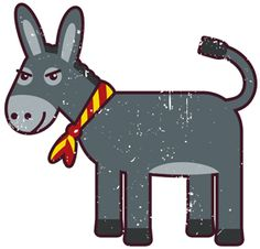 The best donkey in the world!