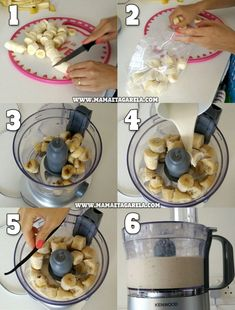 Bananas, Chocolate Fondue, Oatmeal, Cheese, Breakfast, Lactose, Desserts, Banana Ice Cream, Home Ice Cream