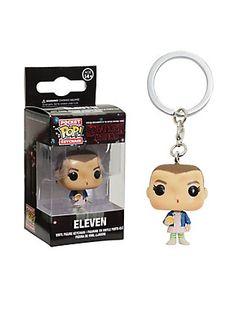 Funko Stranger Things Eleven Pocket Pop! Key Chain,