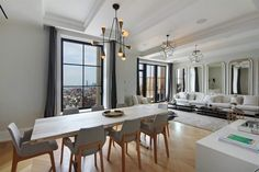 Walker Tower Seller Seeks 75% Profit With $25M Penthouse - Flipping Out - Curbed NY