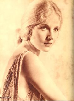 Ann Harding, The Filmgoers' Annual Old Hollywood Glamour, Vintage Hollywood, Classic Hollywood, Old Paris, Old London, Ann Harding, Love Film, Silent Film, Timeless Beauty