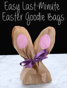 Here's The Perfect Last-Minute Easter Gift You Can Make For Easter