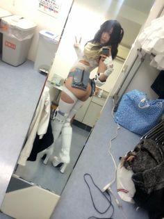 """御伽ねこむさんはTwitterを使っています: """"Cue:Spec ×御伽ねこむ( @otoginekomu ) ×うしじまいい肉( @PredatorRat ) https://t.co/f7mibDbzLe うしじまさんプロデュースで あきまんさんデザインの衣装です!素敵! http://t.co/ewe0qKK1pB"""""""