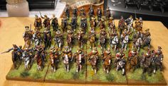 #Ogniem i Mieczem - miniatures & wargame  #miniatures #beauty #painting