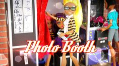 by request: It's picture time!! ... Make this Fabsome Working Doll Photo Booth Craft for your dolls today! Link to Free Printable: http://myfroggystuff.blogs...