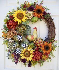 Welcome - Timeless Floral Boutique Wreath Crafts, Diy Wreath, Wreath Ideas, Door Wreaths, Wreath Making, Ornament Wreath, Diy Crafts, Autumn Wreaths, Holiday Wreaths