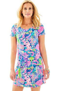 7da4227cf3adf Lilly Pulitzer Upf Tammy Dress - Multi Gumbo Limbo S