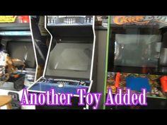 Arcade Room Toys ... The Tin Toys Bowling Set