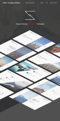 business corporate creative marketing minimal pitch deck portfolio powerpoint pptx presentation start up template