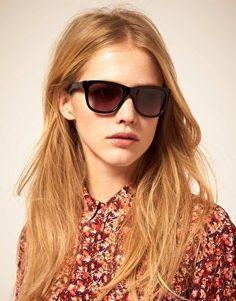 Montre pour femme : Marc By Marc Jacobs Contrast Sunglasses